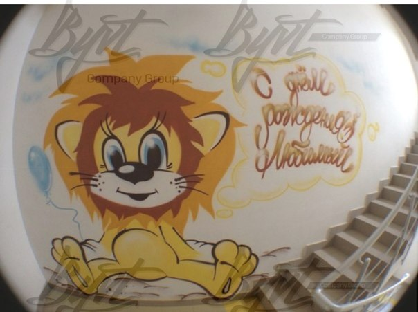 граффити в подъезде | оформление подъезда | заказать рисунок в подезде